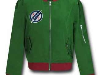 Star Wars Boba Fett Womens Bomber Jacket