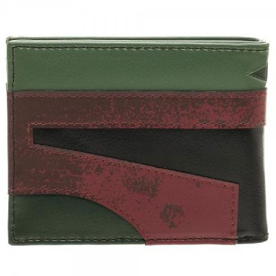 Star Wars Boba Helmet Men's Wallet