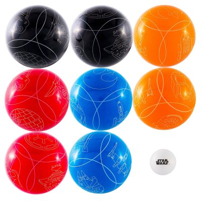 Star Wars Bocce Balls