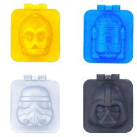 Star Wars Boiled Egg Shapers
