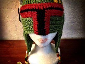 Star Wars Bounty Hunter Boba Fett Inspired Hat