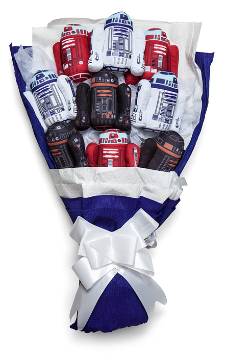 Star Wars Bouquet - Droids