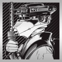 Star Wars Boushh Laser-Engraved Art Print