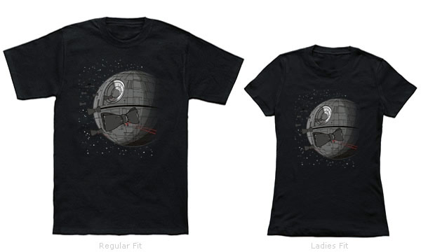 Star Wars Bowtie Fighter Shirt