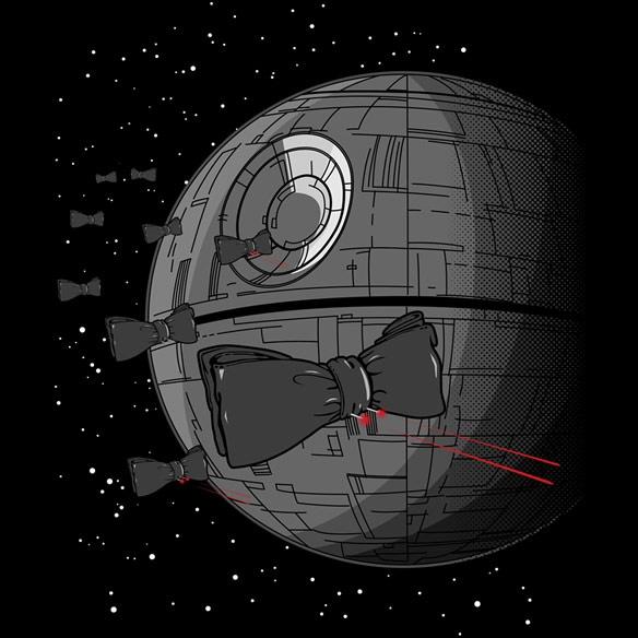 Star Wars Bowtie Fighter T Shirt