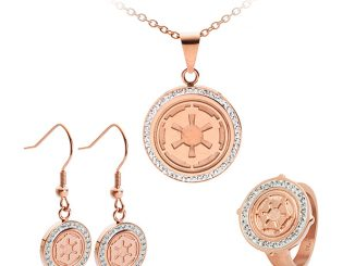 Star Wars Bronze Imperial Alliance Jewelry
