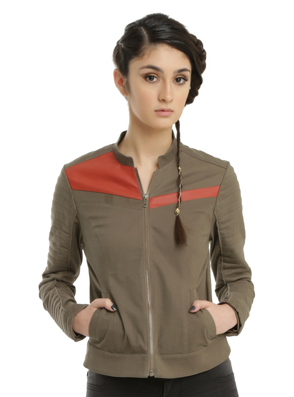 Star Wars By Her Universe Finn Jacket