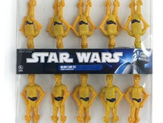 Star Wars C-3PO Christmas Light Set