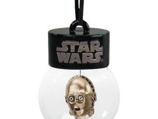Star Wars C-3PO Holiday Waterball Ornament