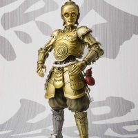 Star Wars C 3PO Honyaku Karakuri Meisho Movie Realization Action Figure