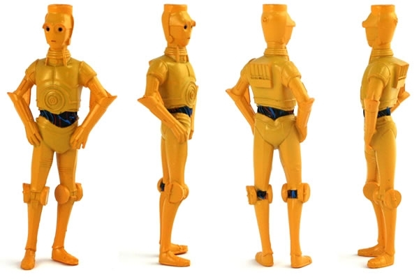 Star Wars C-3PO Light Set