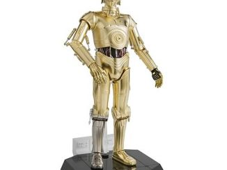 Star Wars C-3PO Perfect Model Chogokin 12-Inch Action Figure