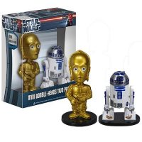 Star Wars C-3PO and R2-D2 Ultra-Mini Bobble Head 2-Pack