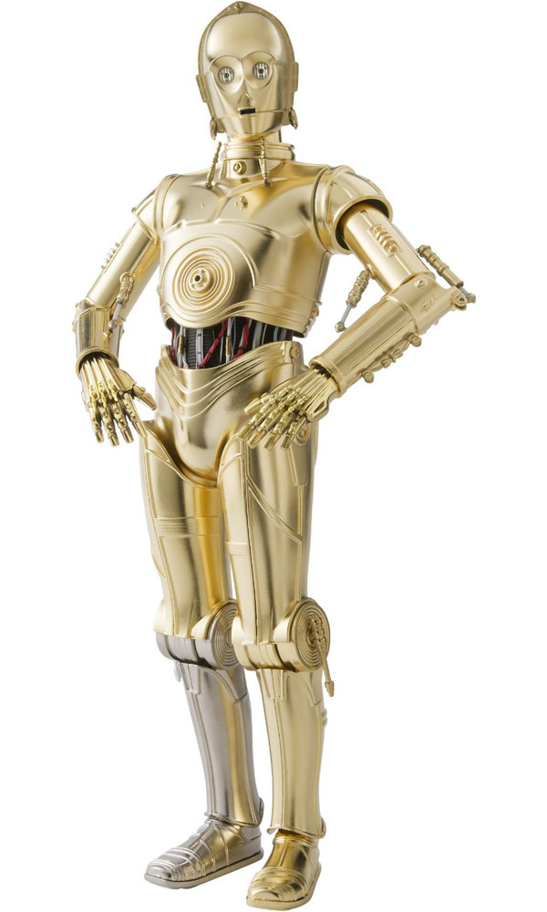 Star Wars C-3PO Chogokin 12 Inch Action Figure