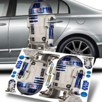 Star Wars Car Graphic Stickers