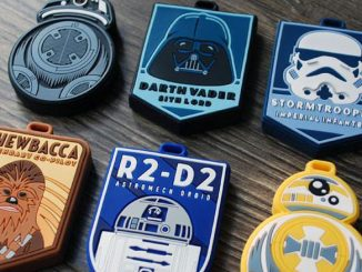 Star Wars Car Key Finders