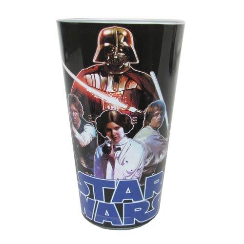 Star Wars Characters 16 oz. Pint Glass