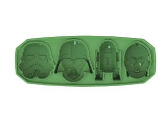 Star Wars Characters Ice Cube Tray