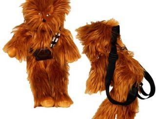 Star Wars Chewbacca 17-Inch Plush Backpack
