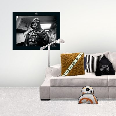 Star Wars Chewbacca Accent Pillow Cushion