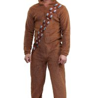 Star Wars Chewbacca Adult Hooded Onesie