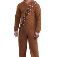Star Wars Chewbacca Adult Onesie Costume