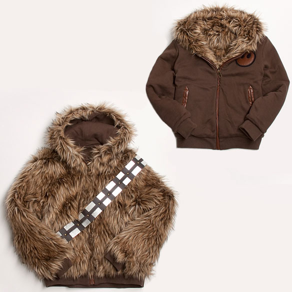 Star Wars Chewbacca Coat by Marc Ecko