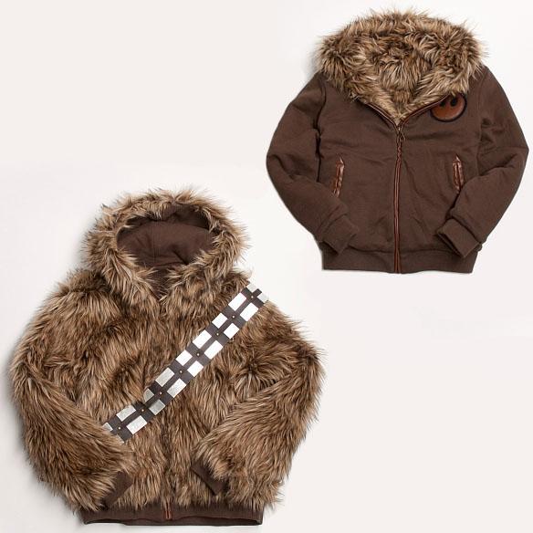 Star Wars Chewbacca Coat by Marc Ecko