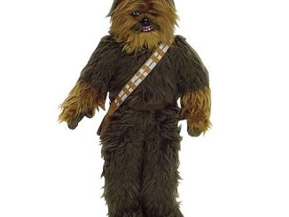 Star Wars Chewbacca Collector Plush