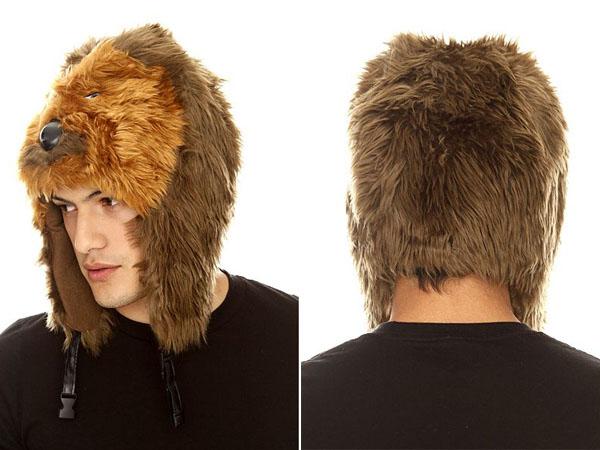 Star Wars Chewbacca Earflap Hat