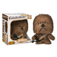 Star Wars Chewbacca Fabrikations Plush Figure