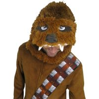 Star Wars Chewbacca Fleece Union Suit