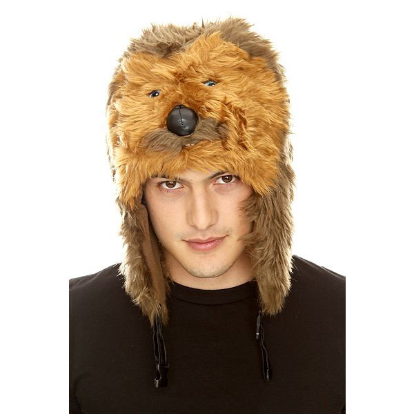 Star Wars Chewbacca Fur Hat