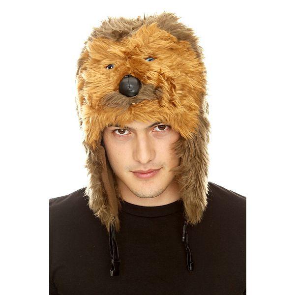 Star Wars Chewbacca Fur Hat