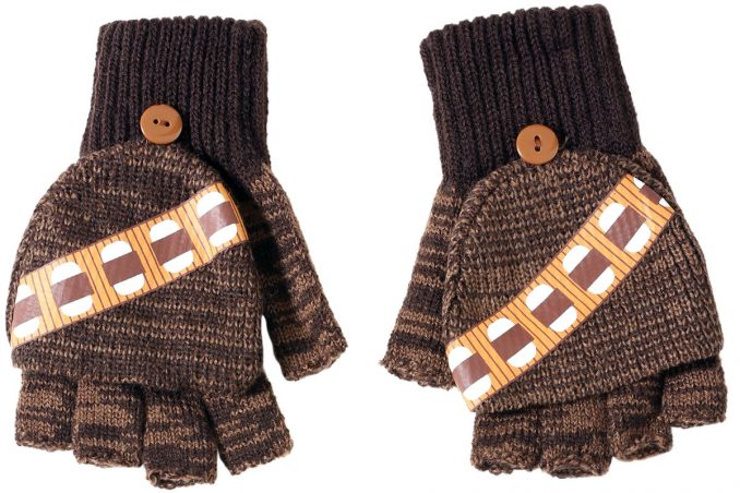 Star Wars Chewbacca Glomitts