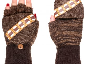 Star Wars Chewbacca Glove Mittens