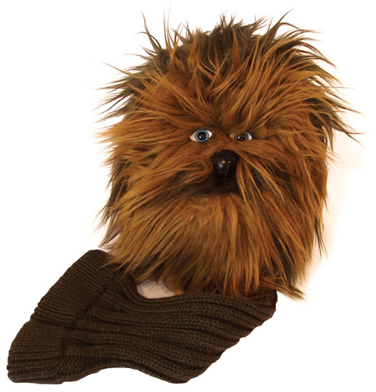 Star Wars Chewbacca Golf Club Cover