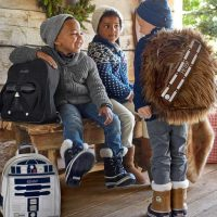 Star Wars Chewbacca Kids Backpack