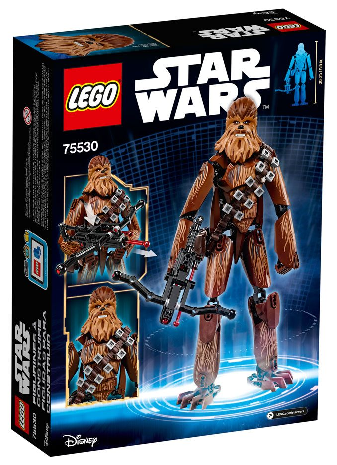 Star Wars Chewbacca LEGO Set 75530
