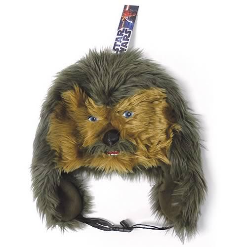 Star Wars Chewbacca Laplander Hat