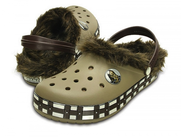 Star Wars Chewbacca Lined Clogs