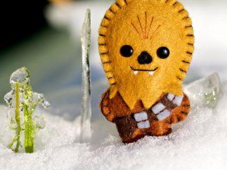 Star Wars Chewbacca Pocket Plush Toy