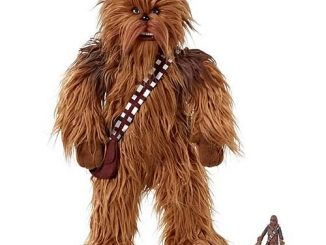 Star Wars Chewbacca Realistic Talking 24-Inch Plush