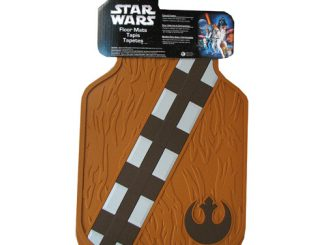 Star Wars Chewbacca Rubber Floor Mat 2-Pack
