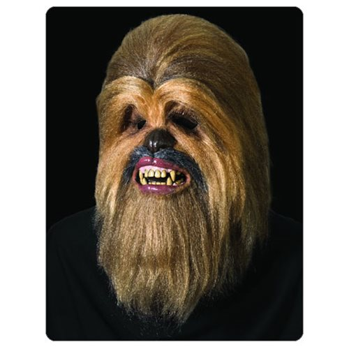 Star Wars Chewbacca Supreme Edition Mask