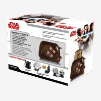 Star Wars Chewbacca Toaster Box Back