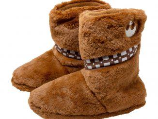 Star Wars Chewbacca Uggs-Style Fuzzy Slippers