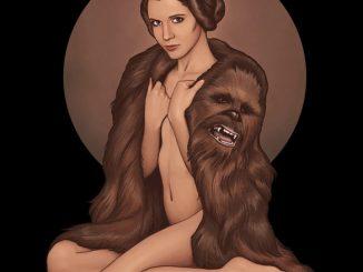 Star Wars Chewbaccoat T-Shirt