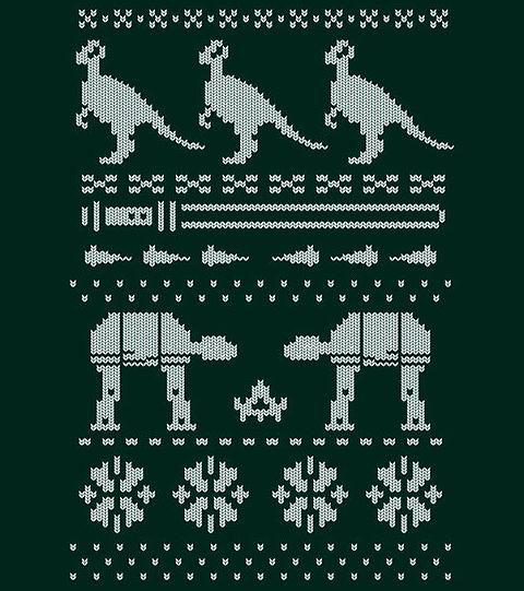 Star Wars Christmas Hoodie and Shirt