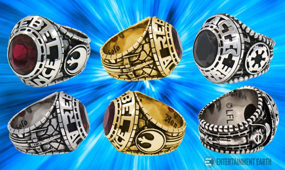 Star Wars Class Rings
